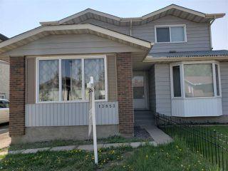 Photo 1: 13853 114 Street in Edmonton: Zone 27 House Half Duplex for sale : MLS®# E4156257