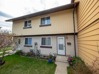 Photo 1: 146 WOODSTOCK NW in Edmonton: Zone 20 Townhouse for sale : MLS®# E4156708