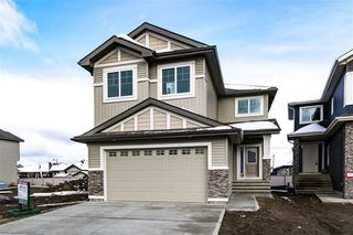 Main Photo: 53 Summerstone Lane: Sherwood Park House for sale : MLS®# E4157389