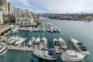 """Photo 18: 501 1012 BEACH Avenue in Vancouver: Yaletown Condo for sale in """"1000 BEACH"""" (Vancouver West)  : MLS®# R2377909"""