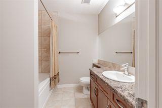 Photo 22: 6 841 156 Street in Edmonton: Zone 14 House Half Duplex for sale : MLS®# E4162262