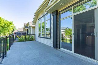 Photo 27: 6 841 156 Street in Edmonton: Zone 14 House Half Duplex for sale : MLS®# E4162262