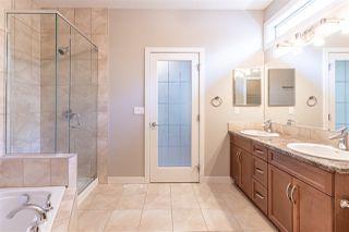 Photo 17: 6 841 156 Street in Edmonton: Zone 14 House Half Duplex for sale : MLS®# E4162262