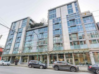 Photo 1: 217 168 POWELL Street in Vancouver: Downtown VE Condo for sale (Vancouver East)  : MLS®# R2386644