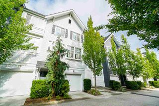 "Photo 1: 31 14955 60 Avenue in Surrey: Sullivan Station Townhouse for sale in ""Cambridge Park"" : MLS®# R2471115"