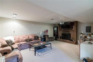 Photo 23: 19 Thornbury Crescent in Winnipeg: Oakwood Estates Residential for sale (3H)  : MLS®# 202018546