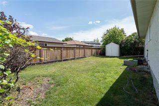 Photo 29: 19 Thornbury Crescent in Winnipeg: Oakwood Estates Residential for sale (3H)  : MLS®# 202018546
