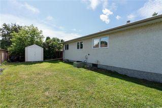 Photo 30: 19 Thornbury Crescent in Winnipeg: Oakwood Estates Residential for sale (3H)  : MLS®# 202018546