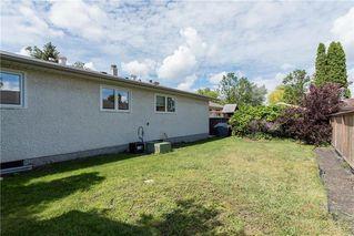Photo 31: 19 Thornbury Crescent in Winnipeg: Oakwood Estates Residential for sale (3H)  : MLS®# 202018546