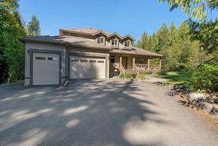 Main Photo: 12232 261 Street in Maple Ridge: Websters Corners House for sale : MLS®# R2493946