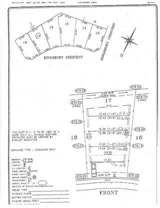 Photo 3: 33 Kingsbury Crescent: St. Albert Vacant Lot for sale : MLS®# E4218723