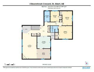 Photo 35: 4 BEAVERBROOK Crescent: St. Albert House for sale : MLS®# E4221482