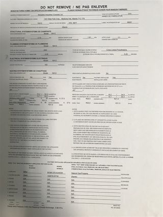 Photo 17: #79 WOOD&GARDEN ES.: Vegreville Mobile for sale : MLS®# E4221493