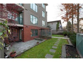 """Photo 8: 107 929 W 16TH Avenue in Vancouver: Fairview VW Condo for sale in """"Oakview Gardens"""" (Vancouver West)  : MLS®# V921322"""