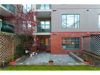 """Photo 9: 107 929 W 16TH Avenue in Vancouver: Fairview VW Condo for sale in """"Oakview Gardens"""" (Vancouver West)  : MLS®# V921322"""