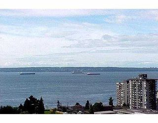 """Main Photo: 502 650 16TH ST in West Vancouver: Ambleside Condo for sale in """"WESTSHORE PLACE"""" : MLS®# V594659"""