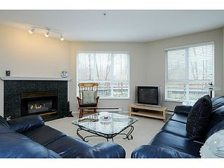 "Photo 3: 110 2551 PARKVIEW Lane in Port Coquitlam: Central Pt Coquitlam Condo for sale in ""THE CRESCENT"" : MLS®# V1041287"