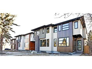 Photo 1: 2212 26 Street SW in CALGARY: Killarney_Glengarry Residential Attached for sale (Calgary)  : MLS®# C3601558