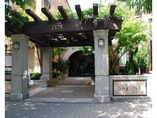 "Photo 1: 208 2175 SALAL Drive in Vancouver: Kitsilano Condo for sale in ""SAVONA"" (Vancouver West)  : MLS®# V1050244"