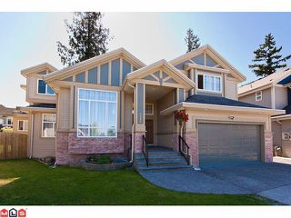 Photo 1: 6050  164A ST in Surrey: Cloverdale BC House for sale (Cloverdale)  : MLS®# F1122534