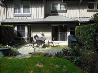 "Photo 7: 44 1550 LARKHALL Crescent in North Vancouver: Northlands Townhouse for sale in ""Nahanee Woods"" : MLS®# V1057565"