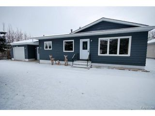 Photo 1: 62 Chanoinesse Street in NOTREDAMELRDS: Manitoba Other Residential for sale : MLS®# 1427452