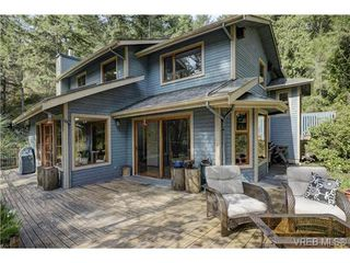 Main Photo: 2850 W Bukin Drive in VICTORIA: Hi Eastern Highlands Single Family Detached for sale (Highlands)  : MLS®# 349300