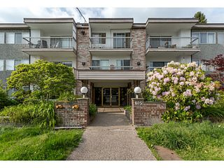 "Photo 1: 305 605 COMO LAKE Avenue in Coquitlam: Coquitlam West Condo for sale in ""CENTENNIAL HOUSE"" : MLS®# V1122471"