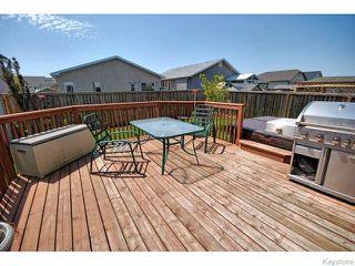 Photo 17: 32 Blue Mountain Road in WINNIPEG: Windsor Park / Southdale / Island Lakes Residential for sale (South East Winnipeg)  : MLS®# 1513064