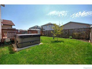 Photo 18: 32 Blue Mountain Road in WINNIPEG: Windsor Park / Southdale / Island Lakes Residential for sale (South East Winnipeg)  : MLS®# 1513064