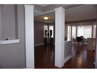 Photo 4: 25 MARTIN CROSSING Green NE in Calgary: Martindale House for sale : MLS®# C4017520