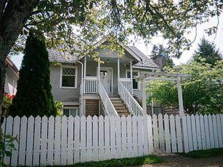 Photo 1: 5022 PRINCE ALBERT Street in Vancouver East: Fraser VE Home for sale ()  : MLS®# V1063798