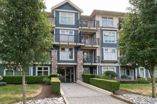 "Photo 1: 206 8084 120A Street in Surrey: Queen Mary Park Surrey Condo for sale in ""THE ECLIPSE"" : MLS®# R2069146"
