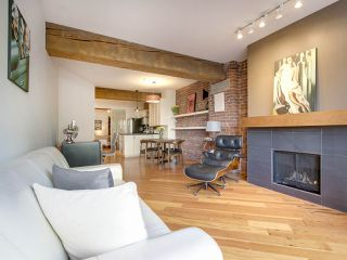 """Photo 9: 210 1178 HAMILTON Street in Vancouver: Yaletown Condo for sale in """"THE HAMILTON"""" (Vancouver West)  : MLS®# R2070538"""