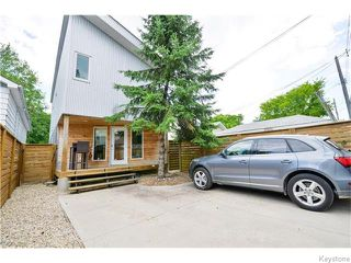 Photo 15: 703 Walker Avenue in Winnipeg: Fort Rouge Residential for sale (1Aw)  : MLS®# 1622099