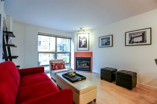 "Photo 9: 808 819 HAMILTON Street in Vancouver: Downtown VW Condo for sale in ""EIGHT ONE NINE"" (Vancouver West)  : MLS®# R2118682"