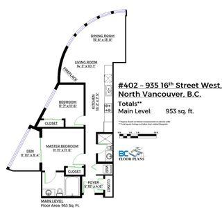 """Photo 20: 402 935 W 16TH Street in North Vancouver: Hamilton Condo for sale in """"Gateway"""" : MLS®# R2122318"""