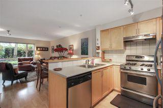 """Photo 2: 110 1868 W 5TH Avenue in Vancouver: Kitsilano Condo for sale in """"Greenwich"""" (Vancouver West)  : MLS®# R2122472"""