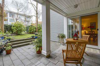 """Photo 13: 110 1868 W 5TH Avenue in Vancouver: Kitsilano Condo for sale in """"Greenwich"""" (Vancouver West)  : MLS®# R2122472"""