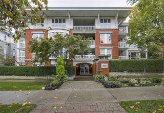 """Photo 1: 110 1868 W 5TH Avenue in Vancouver: Kitsilano Condo for sale in """"Greenwich"""" (Vancouver West)  : MLS®# R2122472"""