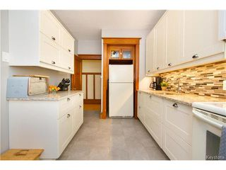 Photo 4: 828 Preston Avenue in Winnipeg: Wolseley Condominium for sale (5B)  : MLS®# 1700041
