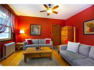 Photo 8: 828 Preston Avenue in Winnipeg: Wolseley Condominium for sale (5B)  : MLS®# 1700041