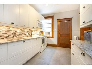 Photo 5: 828 Preston Avenue in Winnipeg: Wolseley Condominium for sale (5B)  : MLS®# 1700041