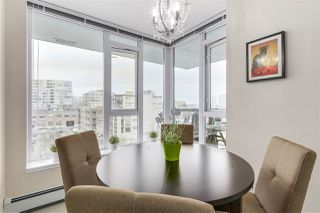 "Photo 10: 702 1887 CROWE Street in Vancouver: False Creek Condo for sale in ""PINNACLE LIVING"" (Vancouver West)  : MLS®# R2161379"