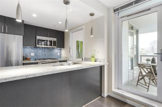"Photo 8: 702 1887 CROWE Street in Vancouver: False Creek Condo for sale in ""PINNACLE LIVING"" (Vancouver West)  : MLS®# R2161379"