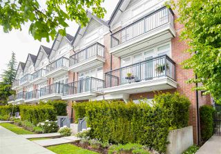 """Photo 1: 8 5655 CHAFFEY Avenue in Burnaby: Central Park BS Townhouse for sale in """"Townewalk"""" (Burnaby South)  : MLS®# R2167415"""