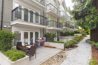 """Photo 15: 8 5655 CHAFFEY Avenue in Burnaby: Central Park BS Townhouse for sale in """"Townewalk"""" (Burnaby South)  : MLS®# R2167415"""