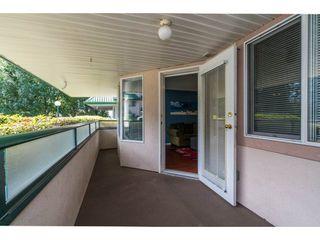 "Photo 19: 106 2960 TRETHEWEY Street in Abbotsford: Abbotsford West Condo for sale in ""Cascade Green"" : MLS®# R2196776"