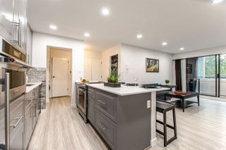 Photo 9: 109 515 ELEVENTH Street in New Westminster: Uptown NW Condo for sale : MLS®# R2215515