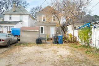 Photo 20: 483 Simcoe Street in Winnipeg: West End Residential for sale (5A)  : MLS®# 1727815